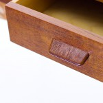 Poul M. Volther sewing cabinet