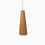 Vintage Cone Pendant by Jørgen Wolf for Torben Ørskov