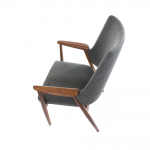 Fully restored arm chair by Pastoe