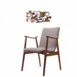 Louis van Teeffelen lounge chair by Webe