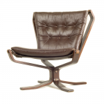 Norwegian vintage lounge chair