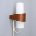 Vintage NX40 wall lamp by Louis Kalff